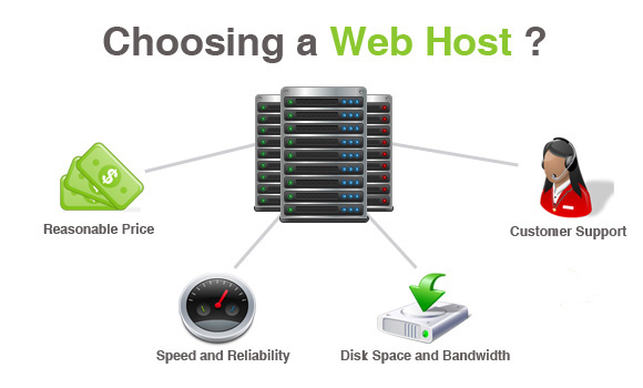 Choosing the best Web Hosting Company
