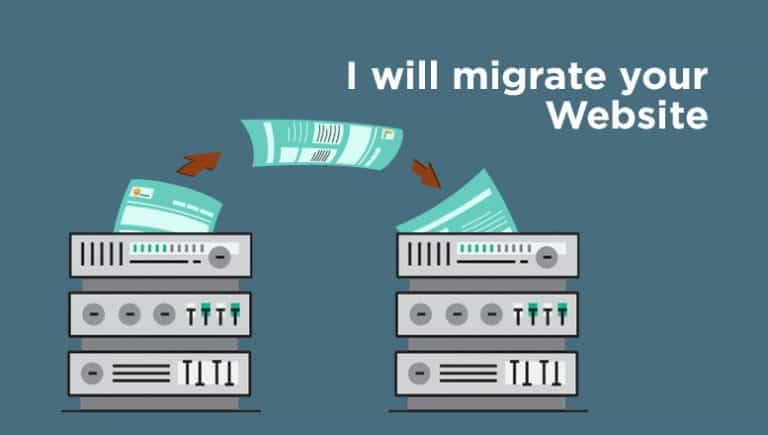 Migrate Website for Free